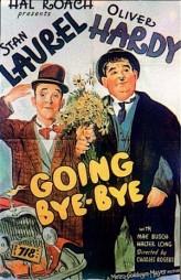 Going Bye-bye! (1934) afişi