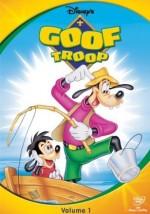 Goof Troop Sezon 1 (1992) afişi
