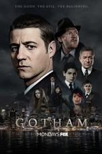 Gotham Sezon 2 (2015) afişi
