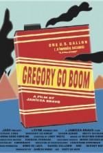 Gregory Go Boom (2013) afişi