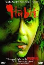Habit (1995) afişi