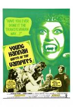 Hannah, Vampirlerin Kraliçesi (1973) afişi