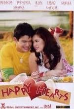 Happy Hearts (2007) afişi
