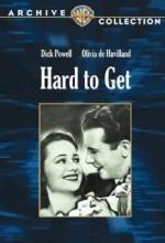 Hard To Get (1938) afişi