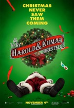 Harold And Kumar 3 (2011) afişi