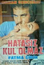 Hatasız Kul Olmaz (1977) afişi