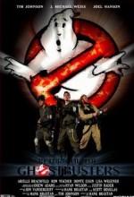 Hayalet Avcıları Geri Döndü (2007) afişi