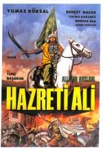 Hazreti Ali (1969) afişi