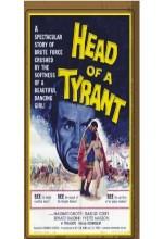 Head Of A Tyrant (1960) afişi