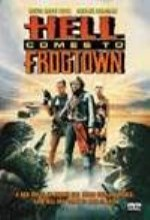 Hell Comes To Frogtown (1987) afişi