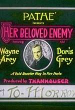 Her Beloved Enemy (1917) afişi
