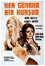 Her Günaha Bir Kurşun (1970) afişi