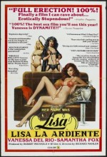 Her Name Was Lisa (1980) afişi