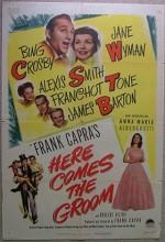 Here Comes The Groom(1) (1934) afişi