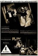 Herrat Täysihoidossa (1933) afişi
