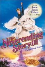 Hiç Bitmeyen Öykü 3 (1994) afişi