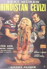 Hindistan Cevizi (1967) afişi