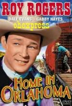 Home In Oklahoma (1946) afişi