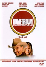Homegrown (1998) afişi