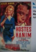 Hostes Hanım (1964) afişi