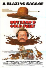 Hot Lead And Cold Feet (1978) afişi