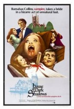 House Of Dark Shadows (1970) afişi