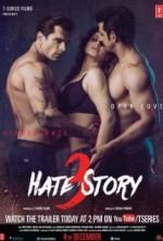 Hate Story 3 (2015) afişi