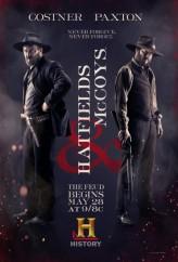 Hatfields & McCoys (2012) afişi
