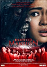 Haunted Mansion (2015) afişi