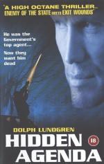 Hidden Agenda (2001) afişi