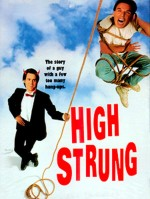 High Strung (1991) afişi