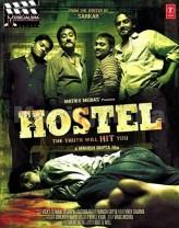 Hostel (2011) afişi