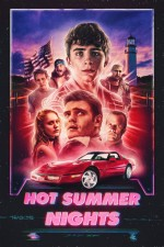 Hot Summer Nights (2017) afişi