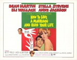 How to Save a Marriage and Ruin Your Life (1968) afişi