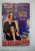 İki Ateş Arasında (1954) afişi