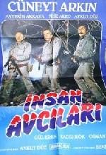 İnsan Avcıları (1987) afişi