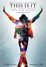 Michael Jackson´s This Is It (2009) afişi