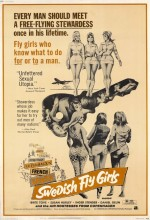 İsveçli Kızlar (1971) afişi
