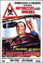 I motorizzati (1962) afişi