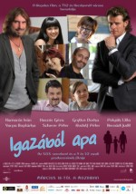 Igazából Apa (2010) afişi