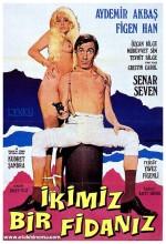 ikimiz Bir Fidanız (1975) afişi