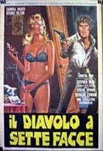 ıl Diavolo A Sette Facce (1971) afişi