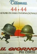 ıl Giorno Più Corto (1963) afişi