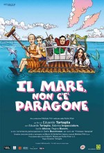 Il Mare Non C'è Paragone (2002) afişi