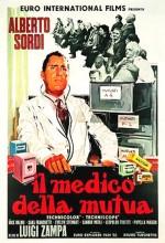 ıl Medico Della Mutua (1968) afişi