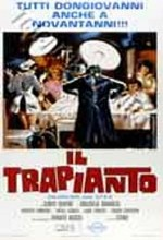 Il Trapianto (1970) afişi