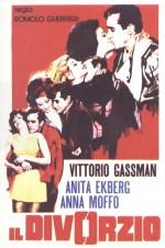 Il divorzio (1970) afişi