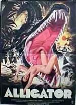 Il Fiume Del Grande Caimano (1979) afişi