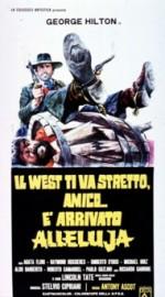 ıl West Ti Va Stretto, Amico... è Arrivato (1972) afişi