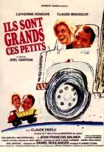 ıls Sont Grands, Ces Petits (1979) afişi